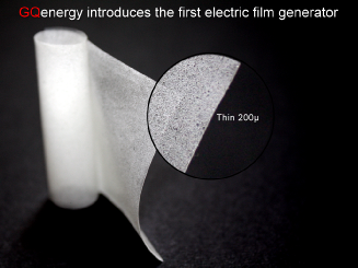Electric Film Generator
